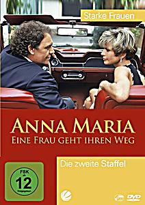 Anna Maria Eine Frau Geht Ihren Weg