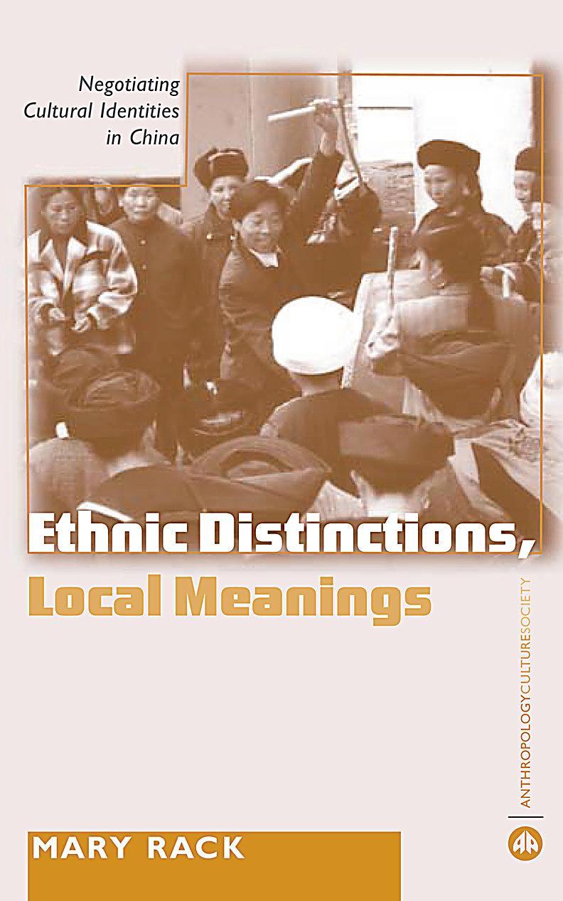 Ethnic Anthropology 42