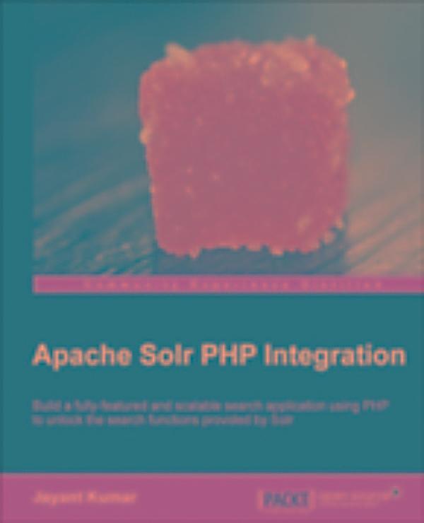 Apache Solr PHP Integration  (eBook / ePub)