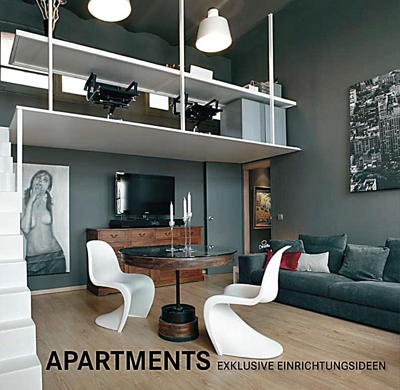 apartments exklusive einrichtungsideen buch portofrei