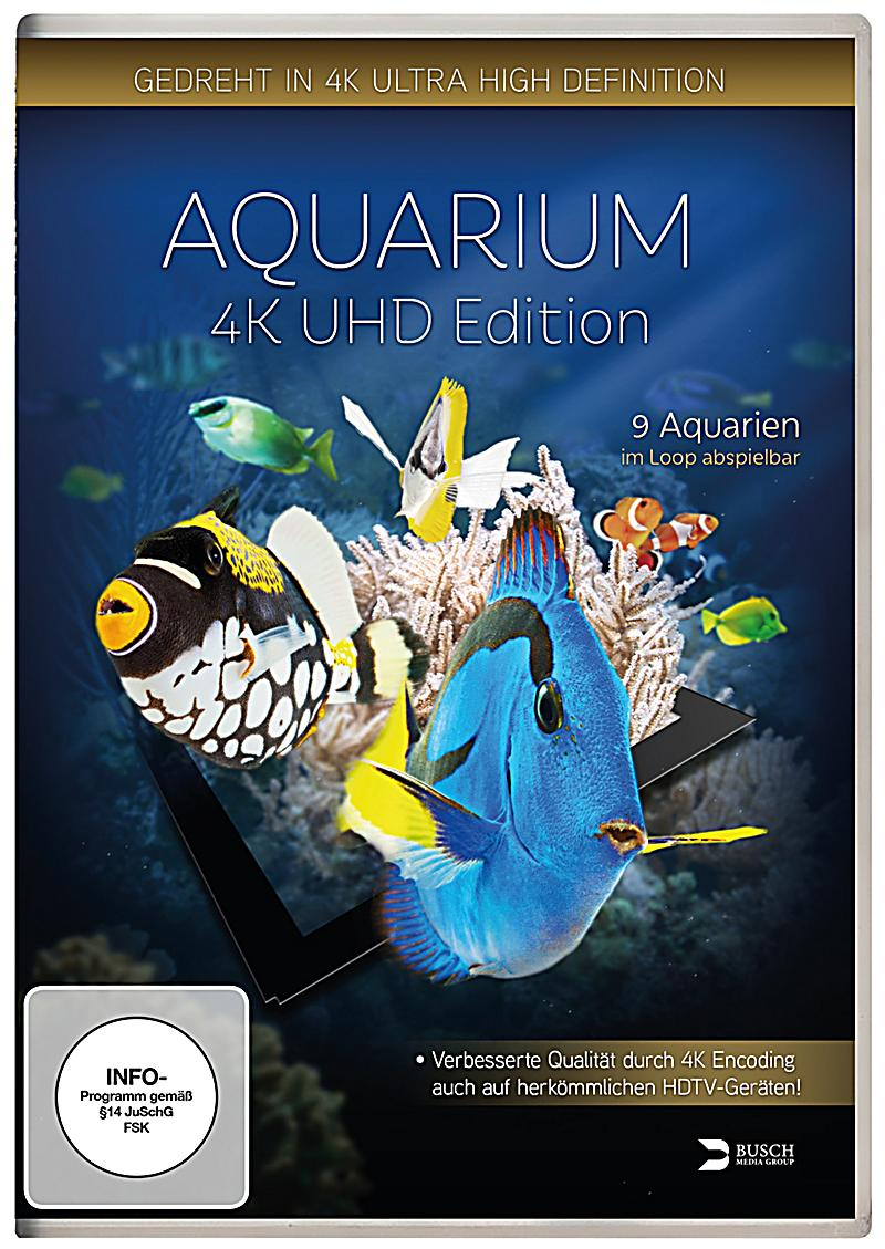 aquarium 4k uhd edition dvd bei bestellen. Black Bedroom Furniture Sets. Home Design Ideas