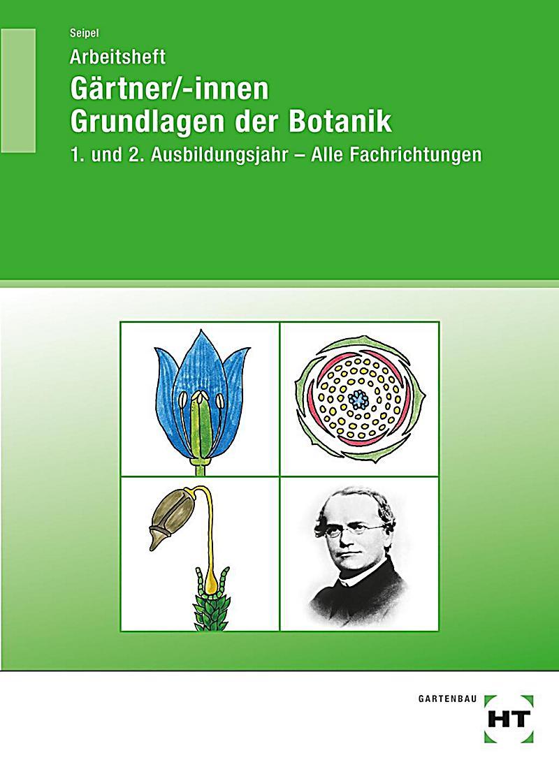 Arbeitsheft g rtner innen grundlagen der botanik buch for Grundlagen der tragwerklehre 1