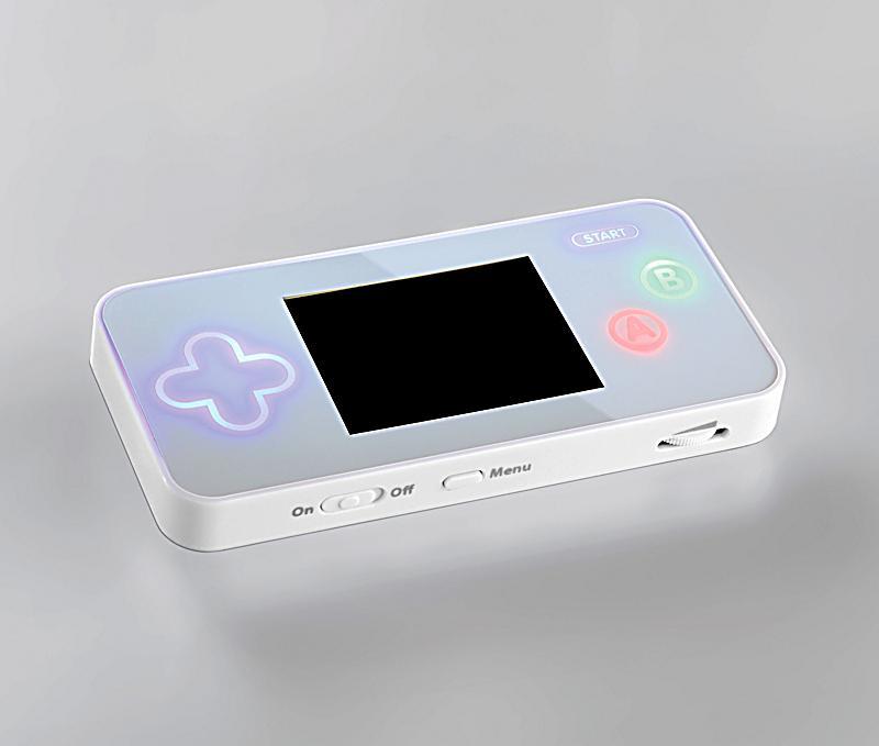 Arcade Neo Pocketkonsole mit 100 Spielen Farbe: schwarz | Weltbild.de