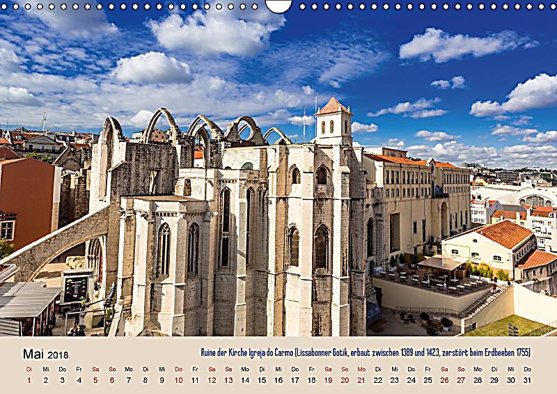 Architektur im wandel der zeit lissabon wandkalender for Architektur lissabon
