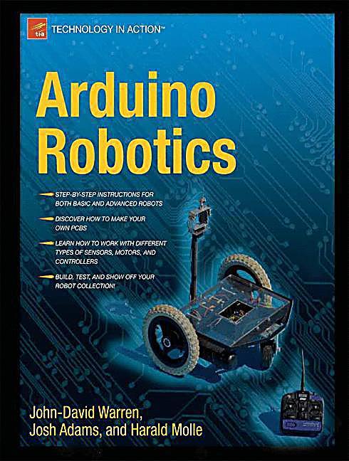 Arduino robotics buch jetzt portofrei bei weltbild
