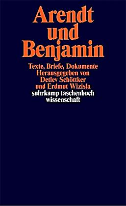 hannah arendt+walter benjamin essay Hannah arendt selected the essays for this volume and introduces them with a classic essay about benjamin's life in illuminations walter benjamin limited preview.