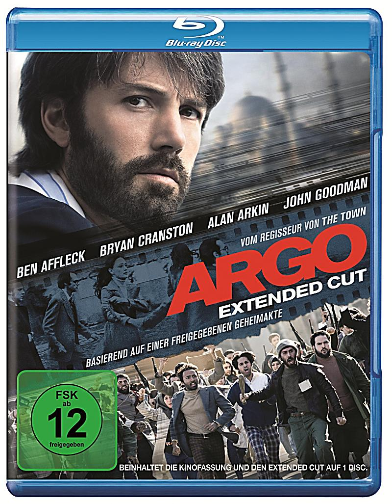Argo (2012) - (Extended Cut)