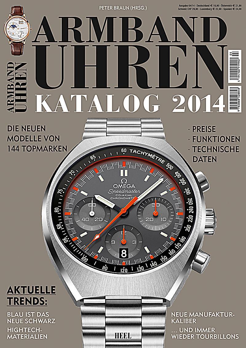 Armbanduhren Katalog 2014 Buch Portofrei Bei