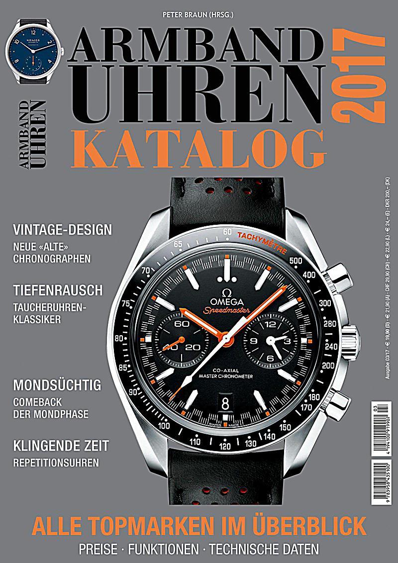 Armbanduhren Katalog 2017 Buch Portofrei Bei