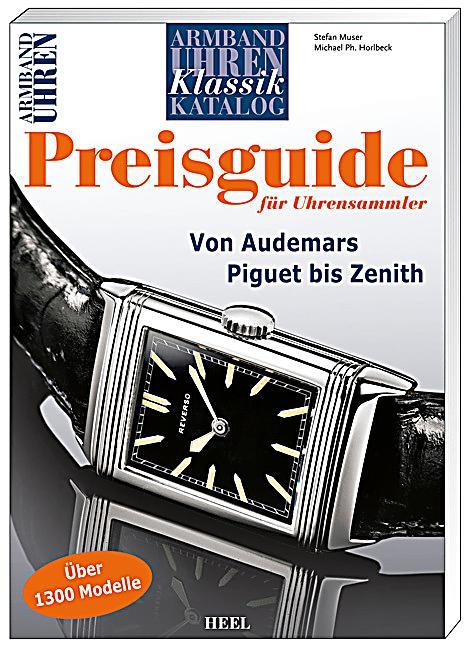 Armbanduhren Klassik Katalog Buch Bei Bestellen