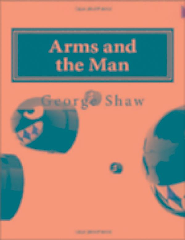 arms and the man by george The play arms and the man, written by george bernard shaw, has two major themes: war and marriage the characters in the play show misguided romantic illusions towards marriage and war, both of which culminate in unhappy results shaw centered the dramatic conflict around the serbo-bulgarian war .