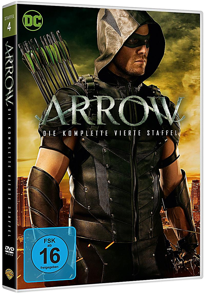 4 Staffel Arrow