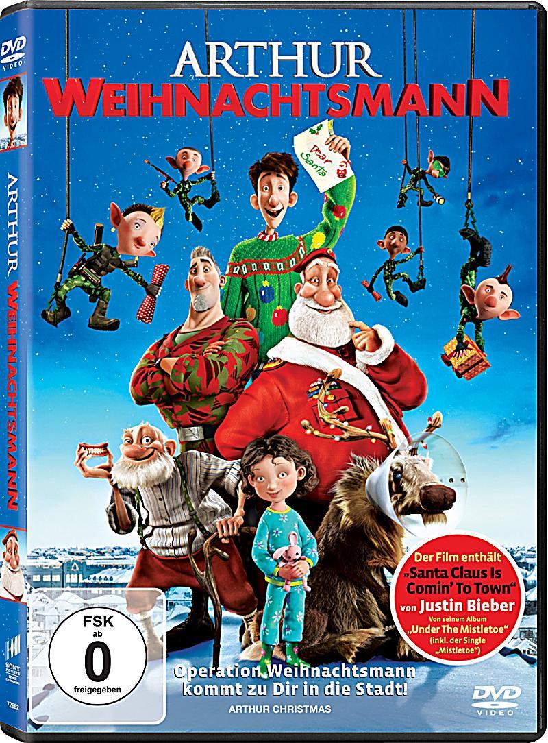 Arthur Weihnachtsmann Imdb