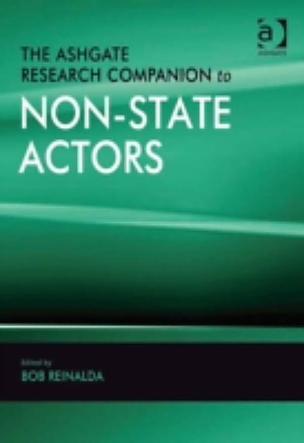 Ashgate Research Companion to Non-State Actors ebook ...