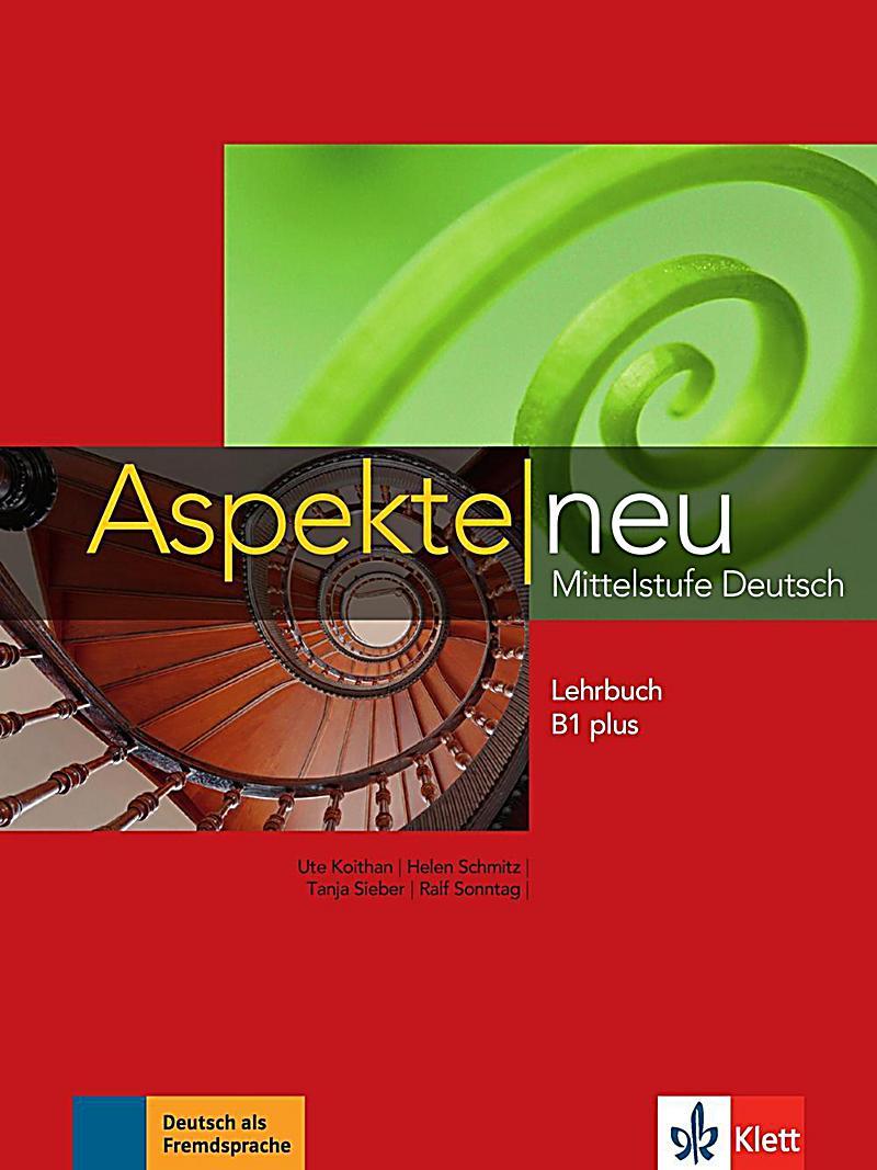 Arbeitsblatt Zu Aspekte 1 Kapitel 7 : Aspekte neu mittelstufe deutsch lehrbuch b plus