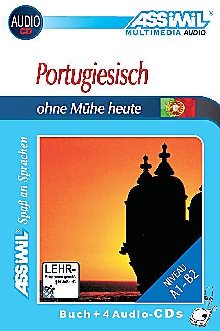 assimil portugiesisch ohne m he heute lehrbuch und 4. Black Bedroom Furniture Sets. Home Design Ideas
