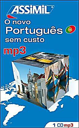 assimil portugiesisch ohne m he heute o novo portugues sem custo 1 mp3 cd h rbuch. Black Bedroom Furniture Sets. Home Design Ideas