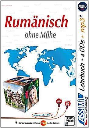 assimil rum nisch ohne m he lehrbuch 4 audio cds 1. Black Bedroom Furniture Sets. Home Design Ideas