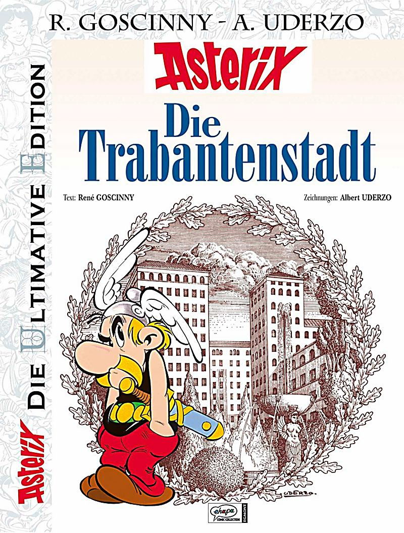 asterix die ultimative edition die trabantenstadt buch. Black Bedroom Furniture Sets. Home Design Ideas