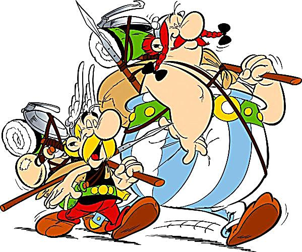 asterix jubil umsedition asterix obelix feiern geburtstag band 34. Black Bedroom Furniture Sets. Home Design Ideas