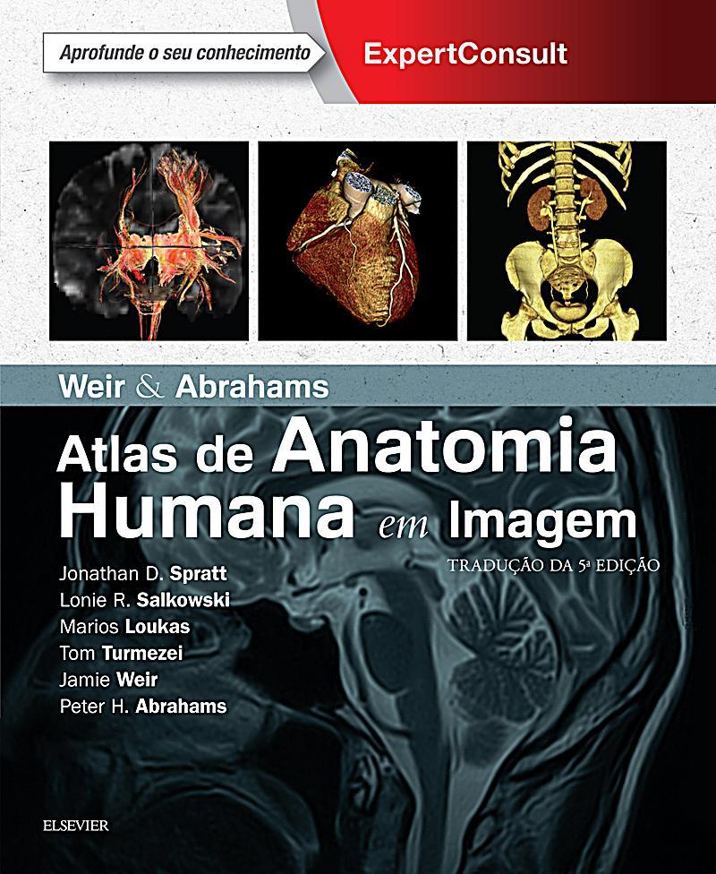 Atlas de anatomia humana em imagem
