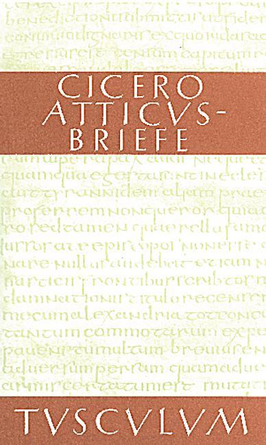 Briefe Von Cicero : Atticus briefe buch von cicero portofrei bestellen