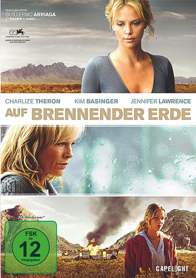 Film Auf Brennender Erde