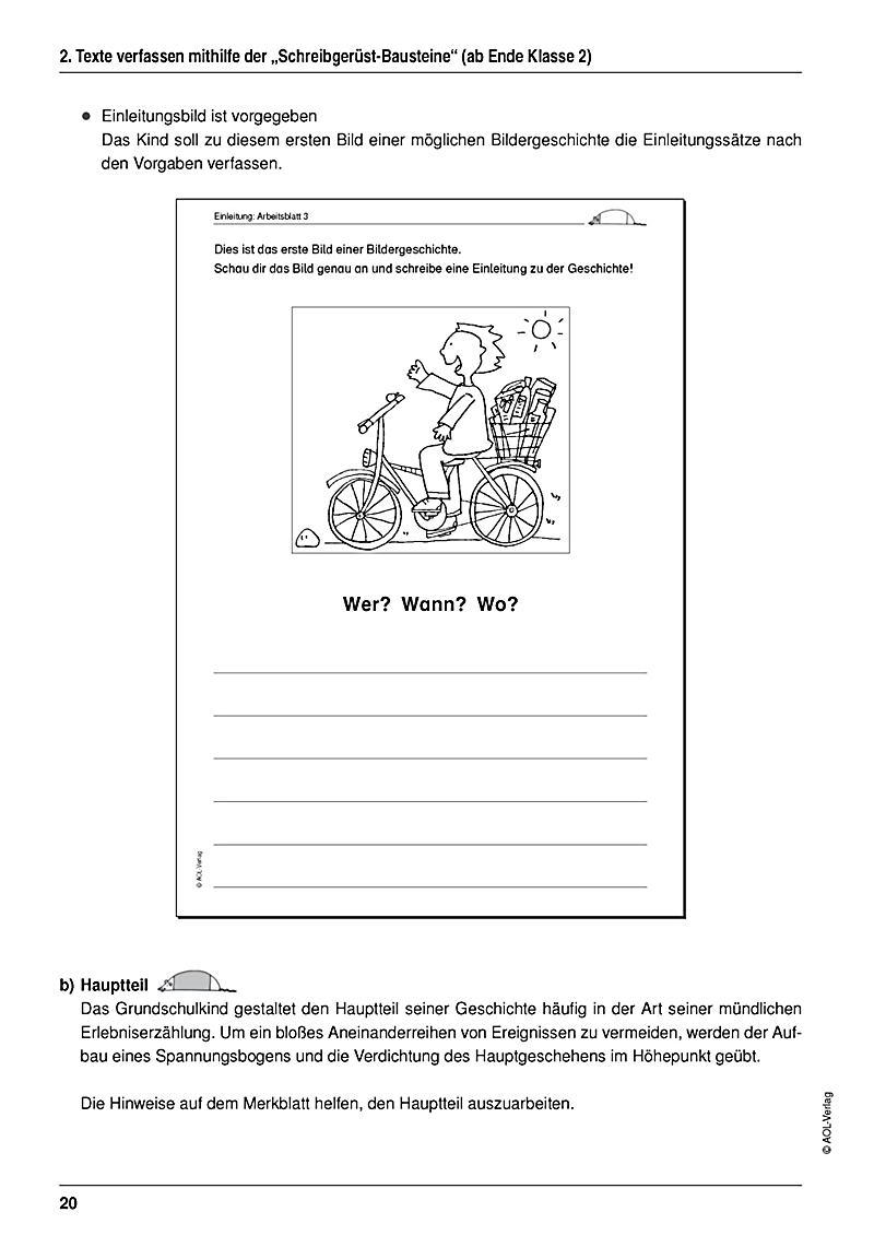 Aufsätze schreiben ab Klasse 1! Buch portofrei bei Weltbild.de