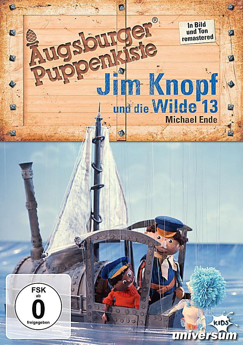 Augsburger Puppenkiste Jim Knopf Und Wilde 13