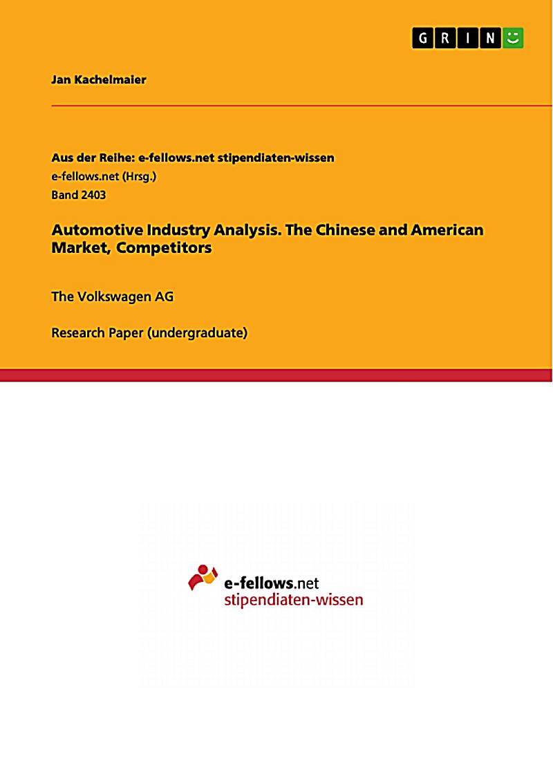 an analysis of american chinese Navigating the shoals of joint infringement, indirect infringement, and territoriality doctrines: a comparative analysis of chinese and american patent laws.