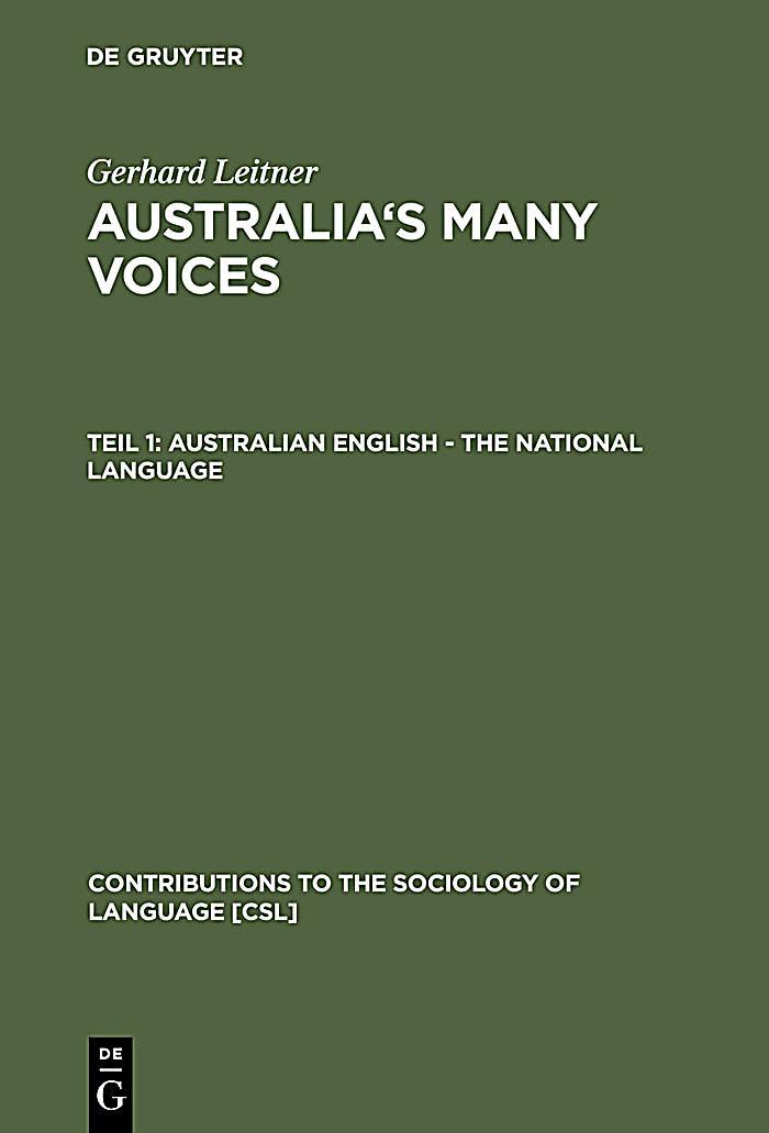 australian institute of language pdf
