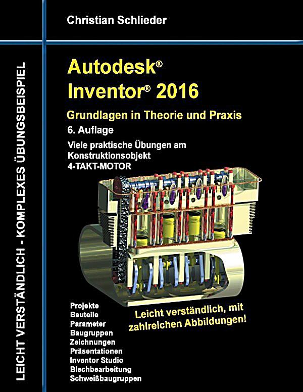 autodesk inventor 2016 grundlagen in theorie und praxis ebook. Black Bedroom Furniture Sets. Home Design Ideas