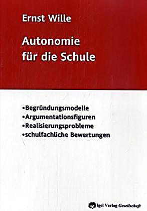 Autonomie für die Schule Buch portofrei bei Weltbild.de bestellen