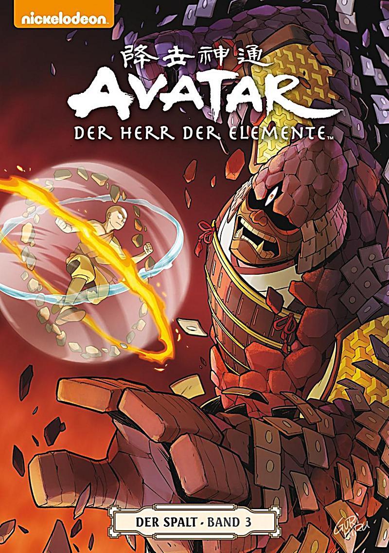 Avatar Der Herr Der Elemente 3