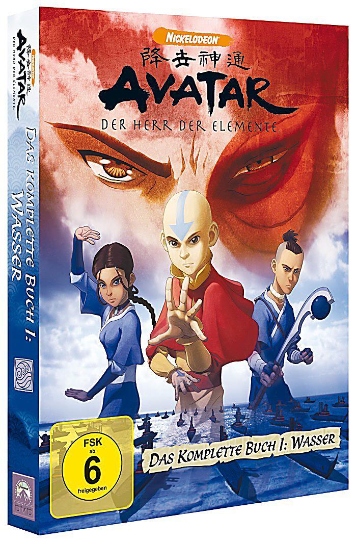 Avatar Der Herr Der Elemente Staffeln