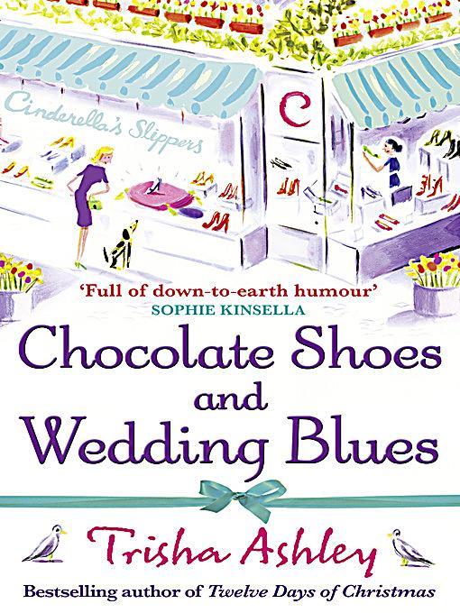 Chocolate Shoes Wedding Blues