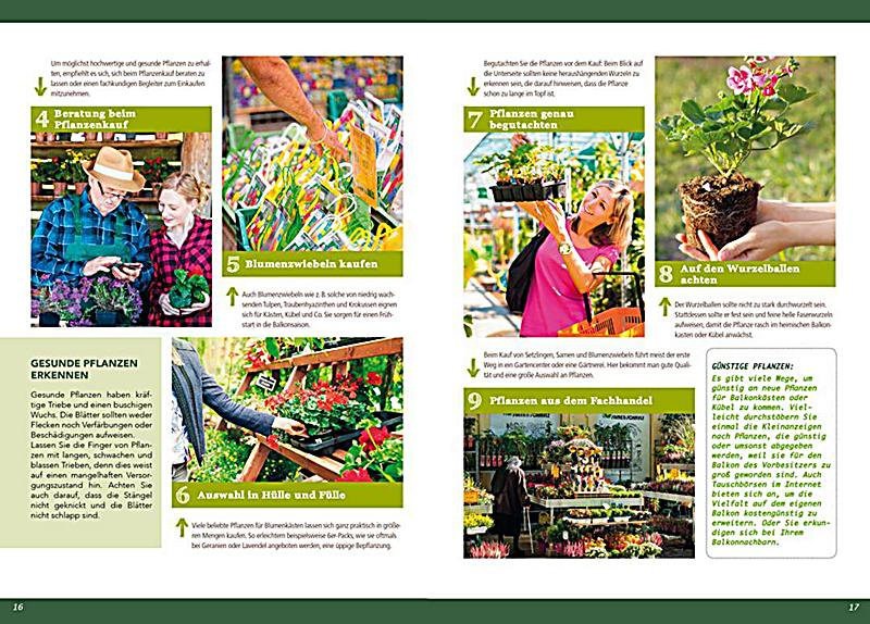 Balkon Und Kubelpflanzen Buch Bei Weltbild At Online Bestellen