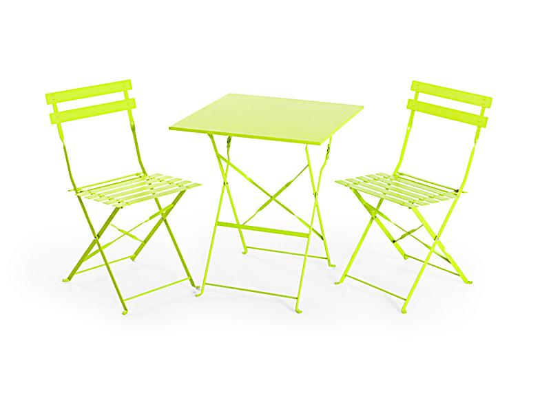 balkonm bel set gr n jetzt bei bestellen. Black Bedroom Furniture Sets. Home Design Ideas