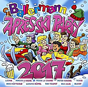 Various - Ballermann Sommerparty 2012