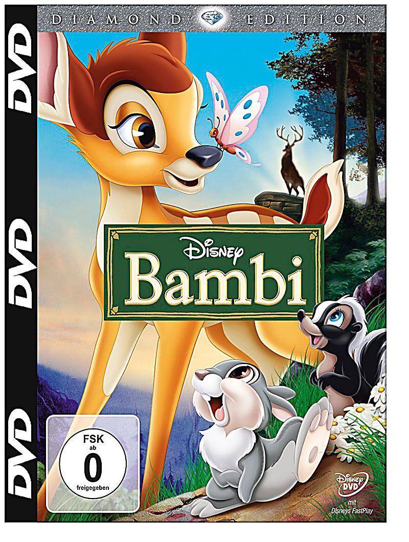 Bambit Diamond-Edition DVD bei weltbild.de bestellen