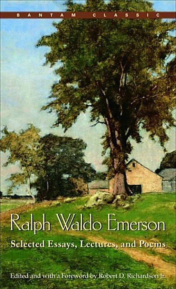 emerson writings Find great deals on ebay for ralph waldo emerson in books on antiquarian and  collectibles  1921 writings of ralph waldo emerson leather 6 volumes.