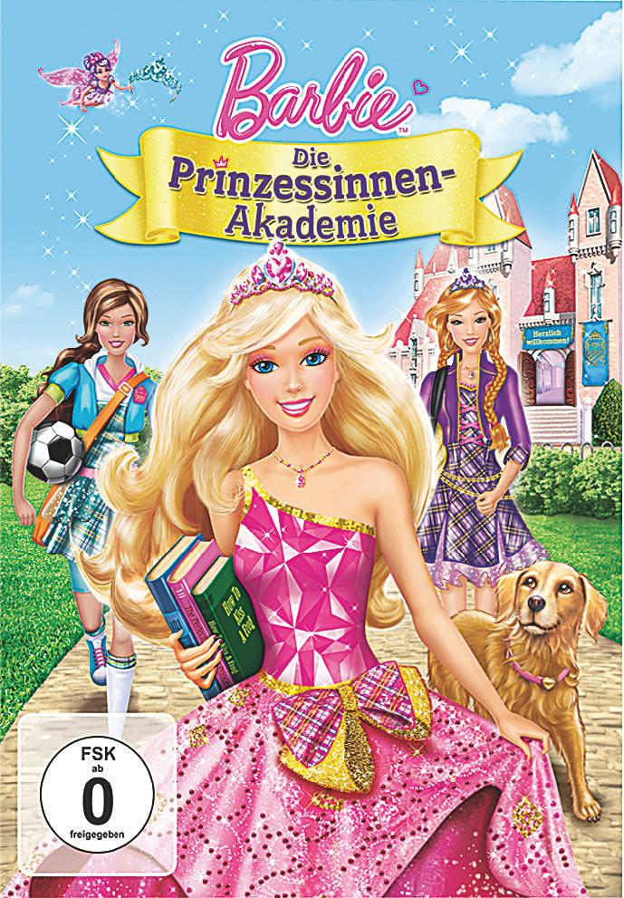 barbie prinzessin akademie