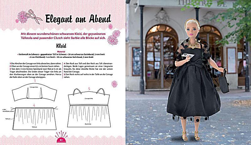 Barbie. Kleider selber nähen Buch bei Weltbild.ch bestellen