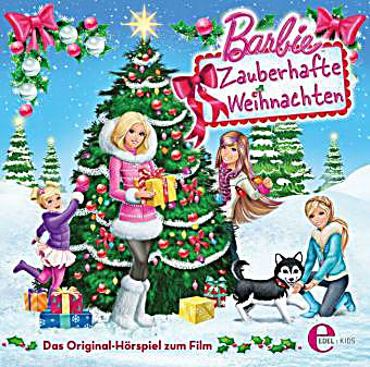 barbie zauberhafte weihnachten 1 audio cd h rbuch. Black Bedroom Furniture Sets. Home Design Ideas