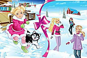 barbie zauberhafte weihnachten dvd bei bestellen. Black Bedroom Furniture Sets. Home Design Ideas