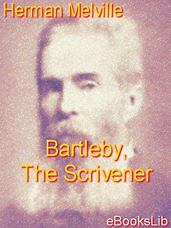 melville bartleby the scrivener pdf