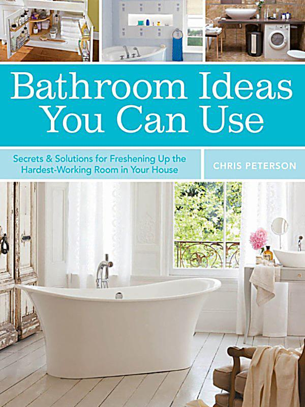 bathroom ideas you can use ebook jetzt bei