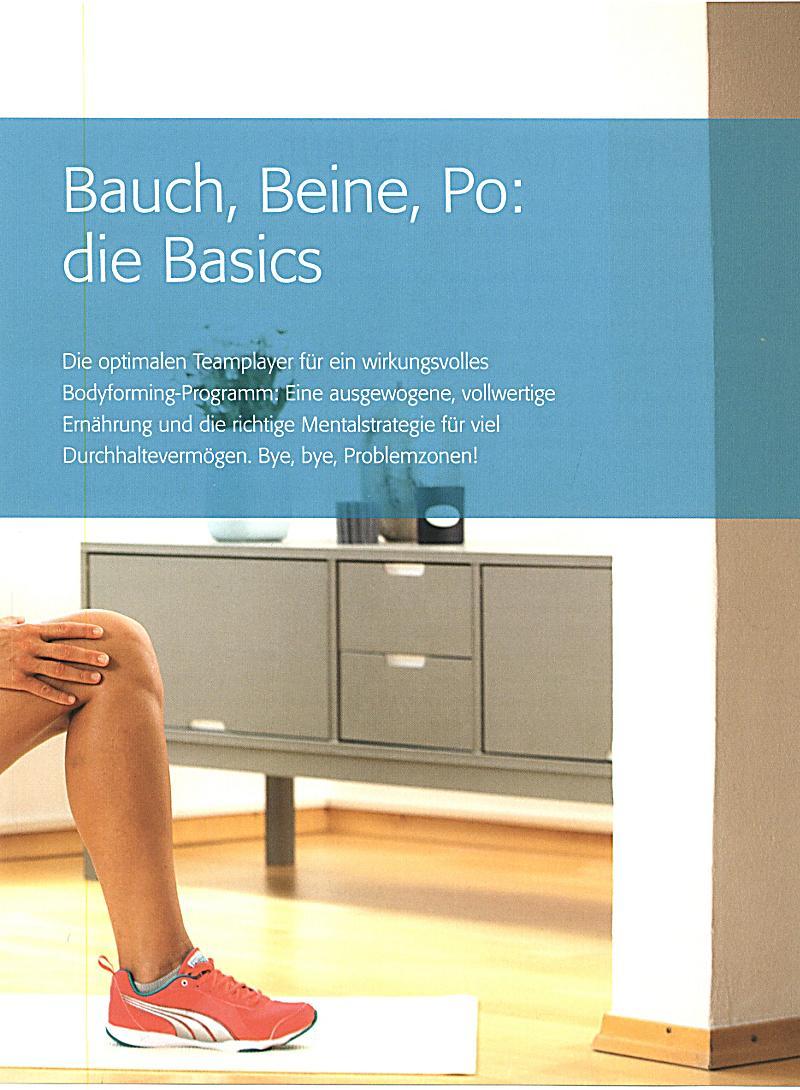 bauch beine po das trainingsprogramm buch portofrei. Black Bedroom Furniture Sets. Home Design Ideas