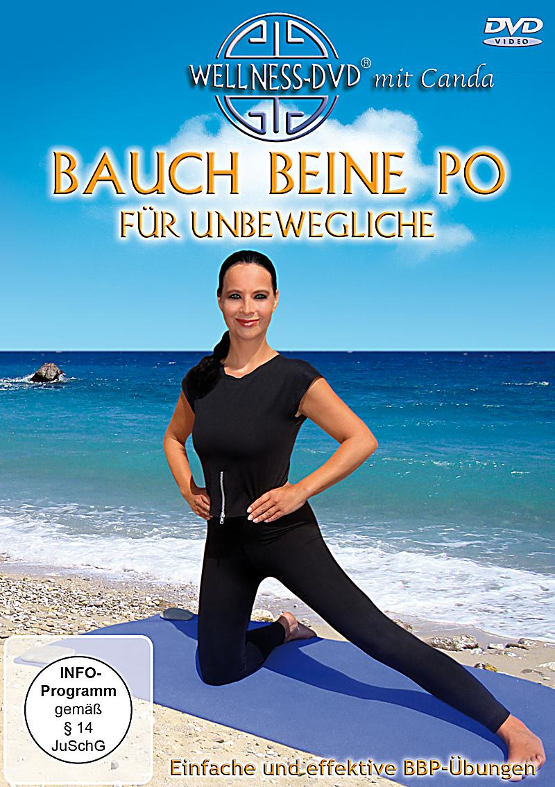 bauch beine po f r unbewegliche dvd bei bestellen. Black Bedroom Furniture Sets. Home Design Ideas
