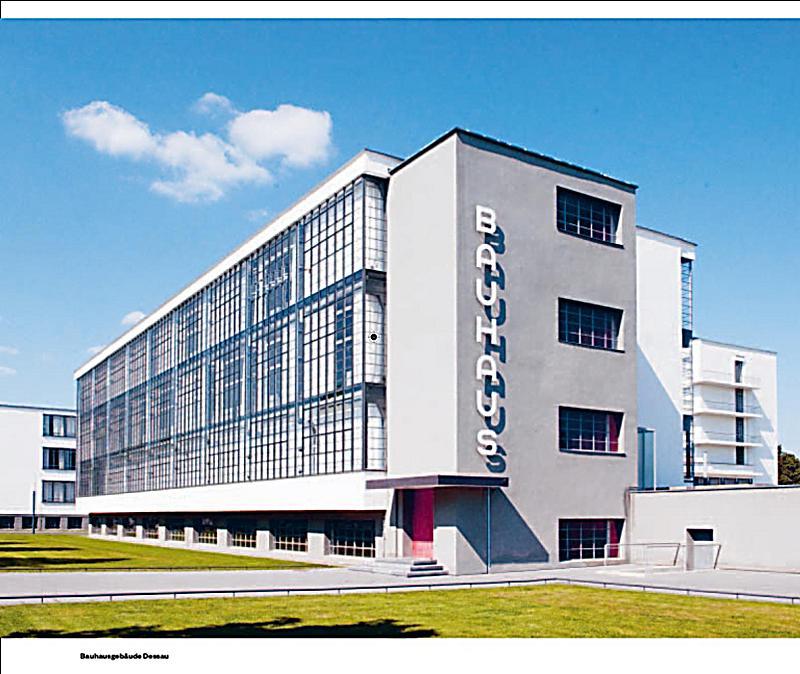 Bauhaus reisebuch buch von ingolf kern portofrei bei for Bauhaus architektur heute